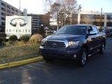 2007 Slate Metallic Toyota Tundra Limited CrewMax 4x4 #24198957