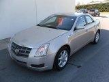 2009 Gold Mist Cadillac CTS Sedan #24207451