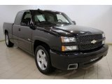 2003 Black Chevrolet Silverado 1500 SS Extended Cab AWD #24206487