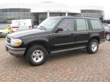 1997 Black Ford Explorer XLT #24202028
