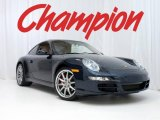 2008 Midnight Blue Metallic Porsche 911 Carrera Coupe #24188356