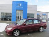 2004 Honda Civic EX Sedan