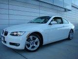 2007 Alpine White BMW 3 Series 328xi Coupe #24188694