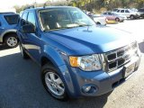 2009 Sport Blue Metallic Ford Escape XLT V6 4WD #24199588