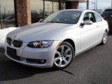 2008 Titanium Silver Metallic BMW 3 Series 335i Coupe #24256461
