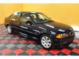 2001 Orient Blue Metallic BMW 3 Series 325i Sedan #24265614