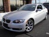 2009 Titanium Silver Metallic BMW 3 Series 328xi Coupe #24256462