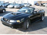 2002 Black Ford Mustang GT Convertible #24273161
