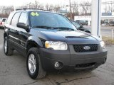 2006 Black Ford Escape Hybrid 4WD #24260291