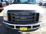 2010 Ford F350 Super Duty XL SuperCab Chassis Data, Info and Specs