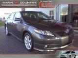 2008 Magnetic Gray Metallic Toyota Camry SE V6 #24266609