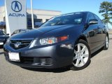 2005 Carbon Gray Pearl Acura TSX Sedan #24251188