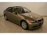2007 Sonora Metallic BMW 3 Series 328xi Sedan #24269751