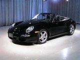 2005 Black Porsche 911 Carrera Cabriolet #242438