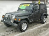 2006 Black Jeep Wrangler Unlimited 4x4 #24260987