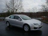 2010 Brilliant Silver Metallic Ford Fusion SE #24257686