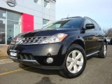 2007 Super Black Nissan Murano SL AWD #24263767