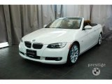 2008 Alpine White BMW 3 Series 328i Convertible #24310773