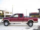1998 Ford F250 XL Extended Cab 4x4 Data, Info and Specs