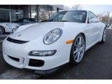 2007 Carrara White Porsche 911 GT3 #24353402