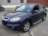 2007 Royal Blue Pearl Acura RDX Technology #24354714
