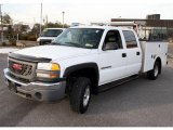 2005 GMC Sierra 2500HD SLT Crew Cab 4x4 Chassis Utility Data, Info and Specs