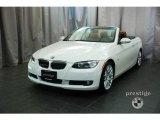 2009 Alpine White BMW 3 Series 328i Convertible #24354748