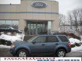 2010 Steel Blue Metallic Ford Escape XLT V6 4WD #24363378