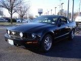 2006 Black Ford Mustang GT Premium Convertible #24363305