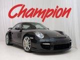 2008 Basalt Black Metallic Porsche 911 GT2 #24363408