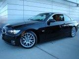 2008 Black Sapphire Metallic BMW 3 Series 328i Convertible #24363416