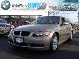 2007 Platinum Bronze Metallic BMW 3 Series 328xi Sedan #24363418