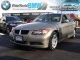 2008 Platinum Bronze Metallic BMW 3 Series 328xi Sedan #24363419