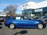 2007 Montego Blue Metallic BMW 3 Series 328xi Sedan #24363440