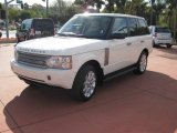 2007 Chawton White Land Rover Range Rover Supercharged #24363476