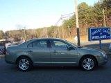 2008 Moss Green Metallic Ford Fusion SEL V6 #24363487