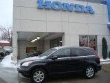 2008 Nighthawk Black Pearl Honda CR-V EX-L 4WD #24363529