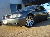 2003 Titanium Grey Metallic BMW 7 Series 745Li Sedan #24363535
