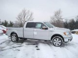 2010 Ingot Silver Metallic Ford F150 Lariat SuperCrew 4x4 #24387623