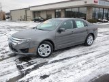 2010 Sterling Grey Metallic Ford Fusion SE #24387531