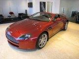 2007 Aston Martin V8 Vantage Roadster Data, Info and Specs