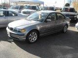 2005 Silver Grey Metallic BMW 3 Series 325i Sedan #24387464