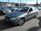 2004 Granite Grey Metallic Mercedes-Benz S 430 Sedan #24387468