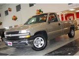 2002 Light Pewter Metallic Chevrolet Silverado 1500 LS Regular Cab #24387703