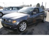 2003 Steel Grey Metallic BMW 3 Series 325i Sedan #2428798