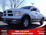 2010 Stone White Dodge Ram 1500 TRX Crew Cab #24387778