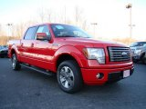 2010 Vermillion Red Ford F150 FX2 SuperCrew #24387807