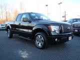2010 Tuxedo Black Ford F150 FX2 SuperCab #24387813