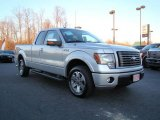 2010 Ingot Silver Metallic Ford F150 FX2 SuperCab #24387814