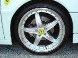 Ferrari Testarossa 1991 Wheels and Tires